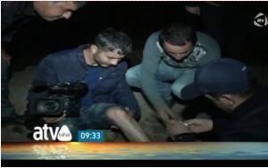 В результате армянского обстрела ранен сотрудник азербайджанского телеканала