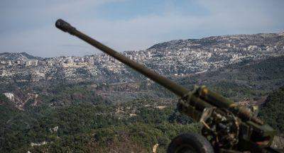 Армянский снаряд попал в электрическую подстанцию
