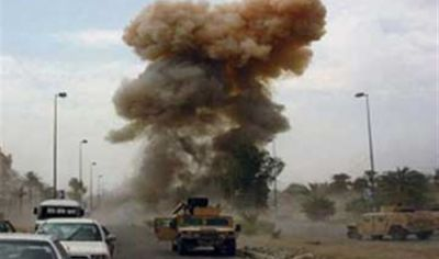 На севере Синая в Египте прогремел взрыв, есть жертвы