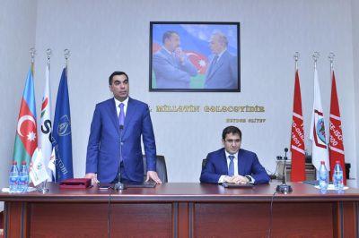 БВШН и ООО SOCAR Polymer подписали соглашение о сотрудничестве