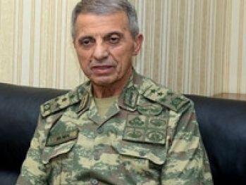 Турецкий командующий едет в Азербайджан