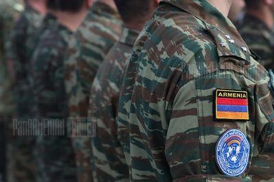 В армянской армии не хватает снаряжений