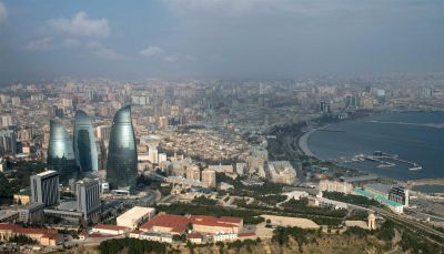 Завтра в Азербайджане будет пасмурно