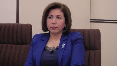 """Bahar Muradova: """"Xalq əmin oldu ki, Prezident hər zaman onun yanındadır"""" - AÇIQLAMA"""