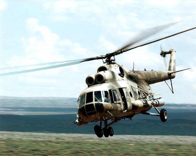 В Азербайджане на аукцион выставлены вертолеты