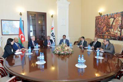 SOCAR və Bakı Ali Neft Məktəbi əməkdaşlığa hazırdır