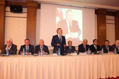 Состоялся вечер памяти посвящный 93-й годовщине со дня рождения Общенационального Лидера Гейдара Алиева