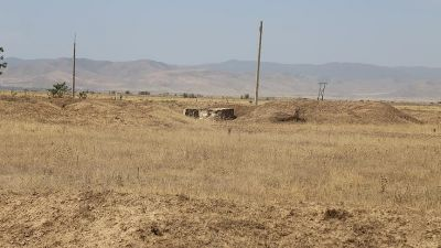 Двое армянских оккупантов скончались в результате обвала блиндажа