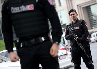 В Турции задержаны предполагаемые террористы