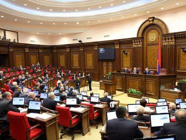 Армянский парламент не планирует признать Карабах