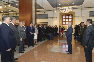 В Нахичевани отметили день рождение Гейдара Алиева