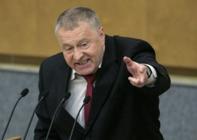 Жириновский: «Нас заставят русские фамилии менять! Зюганов будет Зюганов-заде»