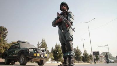 В Афганистане у базы полицейских произошел теракт, есть жертвы