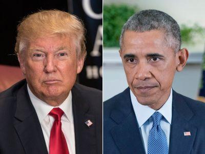 Трамп назвал Обаму худшим президентом в истории США
