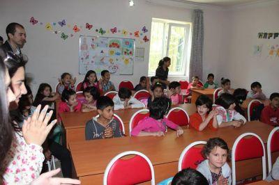 В детском доме состоялись тренинги на тему здоровый образ жизни