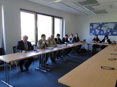 В Германии проведены обсуждения о БВШН