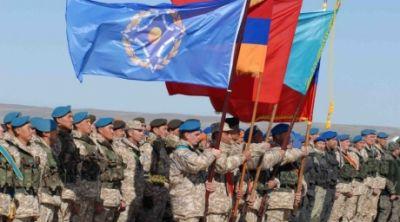В Армении начинаются учения сил «Путинского НАТО»
