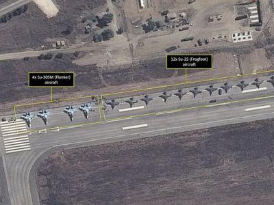 Stratfor: в Сирии разрушена российская база