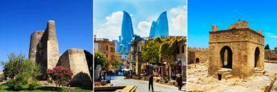Россияне все чаще выбирают для отдыха Азербайджан