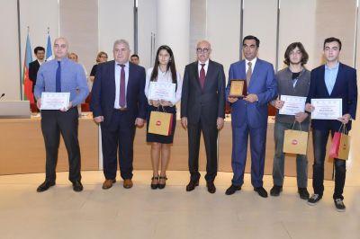 Cтуденты БВШН получили призы