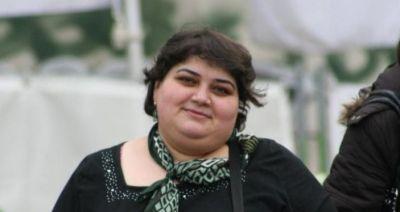 Журналистка Хадиджа Исмаилова на свободе