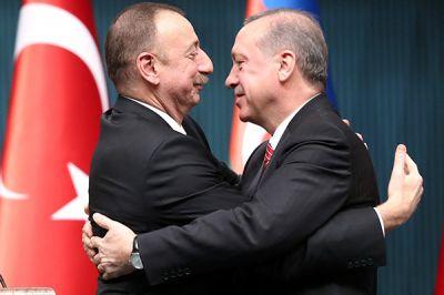 Эрдоган поздравил Ильхама Алиева