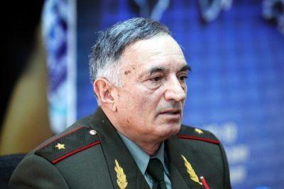 Армянский генерал призвал к новой войне с Азербайджаном
