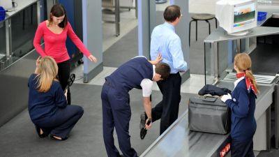В аэропортах Турции усилили меры безопасности