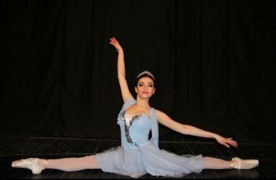 Musiqili Teatrın balet artisti beynəlxalq müsabiqədə 3-cü olub - FOTOLAR