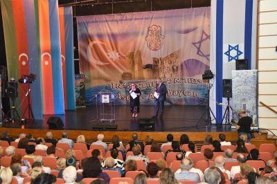 Независимый Израиль салютует Азербайджанской Республике!