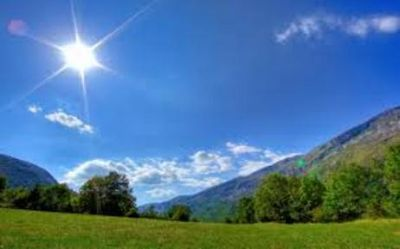 Обнародован прогноз погоды на июнь