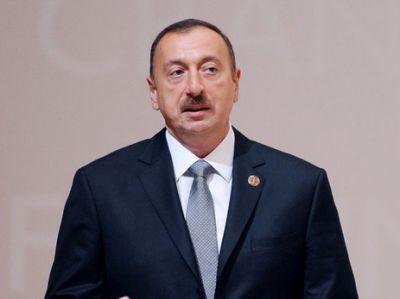 Ильхам Алиев отправится в Германию