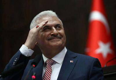 Премьер-министр Турции совершит свой первый визит в Баку