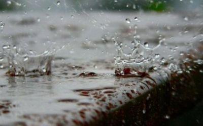 Завтра в Азербайджане ожидаются грозы, дожди и град