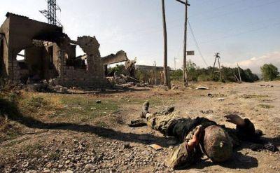 В Карабахе погиб армянский солдат