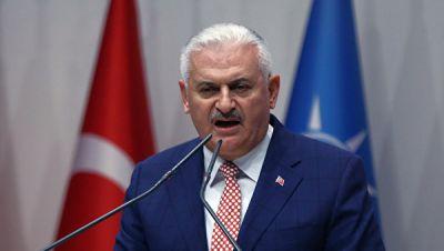 Бинали Йылдырым: Армения участвовала в террористической деятельности против Турции