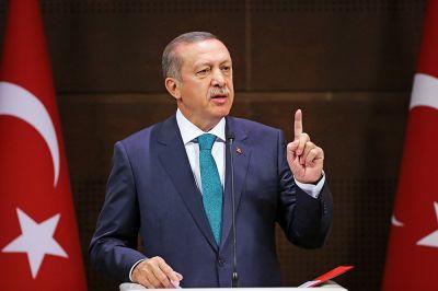 Эрдоган напомнил Еревану о незаконно проживающих в Турции армянах