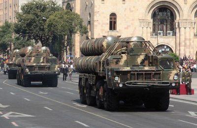 Россия выдвинула условие для поставок оружия в Армению