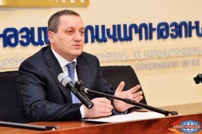 В Армении уволили еще одного высокопоставленного госчиновника