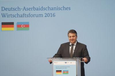 """Вице-канцлер ФРГ: """"После встречи сторон в Вене в карабахском урегулировании появился оптимизм"""""""