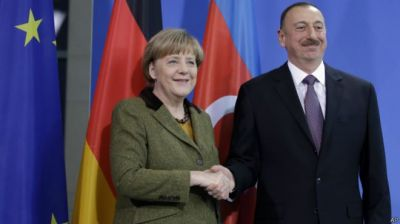 Меркель: Россия сыграет ключевую роль в Карабахском конфликте