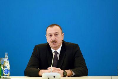 Ильхам Алиев: Москва - стратегический партнер Баку