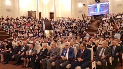 Азербайджанская национальная энциклопедия отпраздновала свой 50-летний юбилей