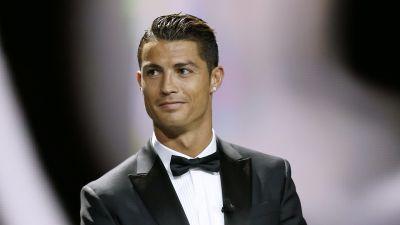 Роналду - самый высокооплачиваемый спортсмен по версии Forbes