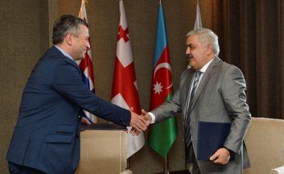 SOCAR и Минспорта Грузии подписали меморандум о сотрудничестве
