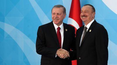 Эрдоган просит помощи у Ильхама Алиева
