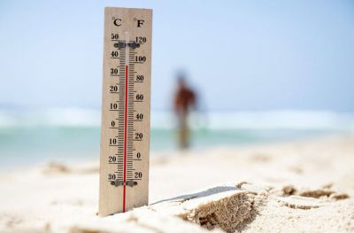 Завтра ожидается до 34 градусов