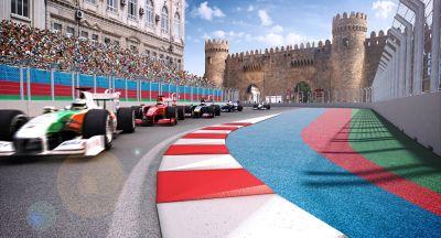Сегодня в Баку стартует Гран-при Европы «Формулы-1»
