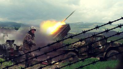 Россияне считают, что боевые действия в Нагорном Карабахе организовали США