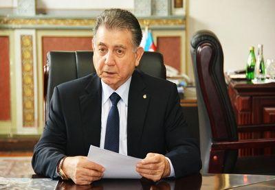 Президент НАНА, академик Акиф Ализаде находится с визитом в Италии